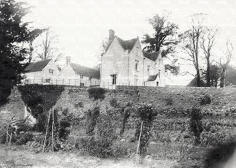 The cottage at Pinbury