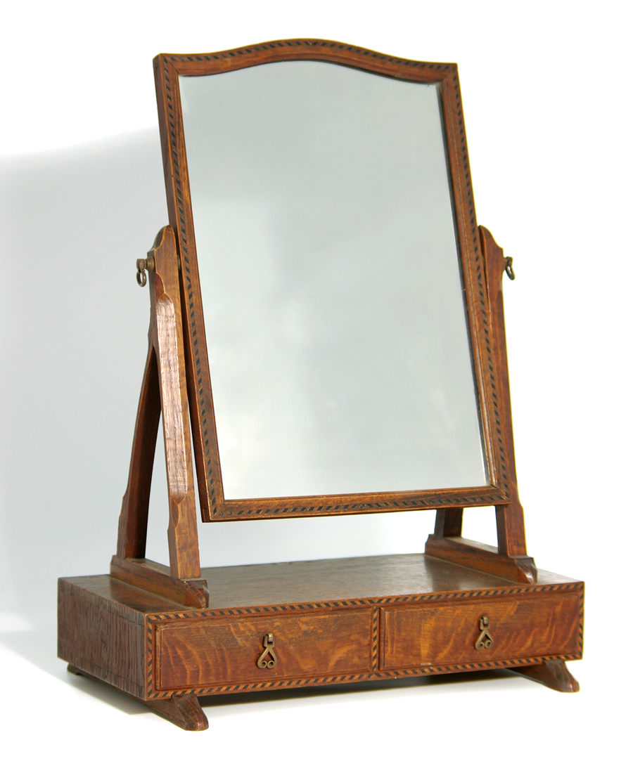 Arts and crafts mirrors - Additional Images For This Object
